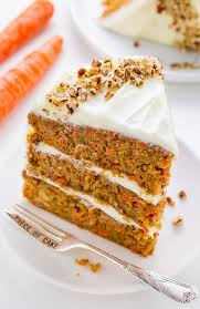 My FAVORITE Carrot Cake recipe is extremely moist fluffy and flavorful