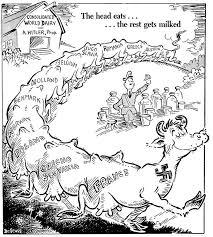 The Extraordinarily Surreal World War II Editorial Cartoons Of Dr Seuss