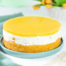 mandarinenkuchen mit quarkcreme