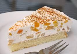 pfirsich schmand kuchen einfach nur lecker