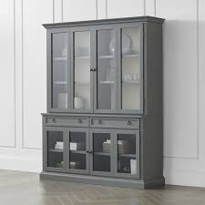 Detolf Glass Door Cabinet White by Storage Cabinets And Display Cabinets Crate And Barrel