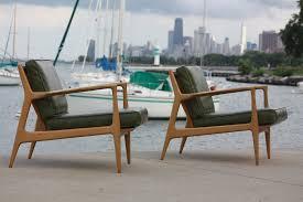 Kofod Larsen Selig Lounge Chair by Exhilarating Ib Kofod Larsen Danish Mid Century Modern Lounge