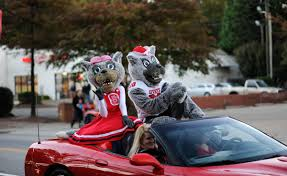 come home nov 3 and 4 and help us celebrate the wolfpack