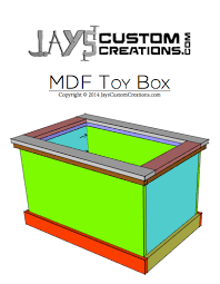 Easy Diy Toy Box by Easy Diy Toy Box Or Blanket Box Free Plans And Great Tutorial