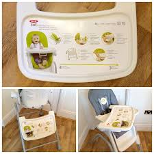 Oxo Seedling High Chair Manual by Oxo Tot Seedling Highchair Review Lets Talk Mommy
