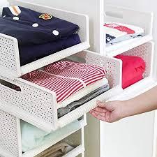 kleiderschrank regal schrankorganizer für küche badezimmer
