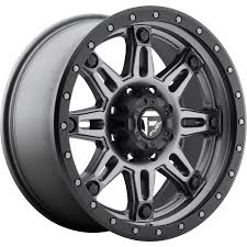 17x9 Gray Fuel Hostage III D568 6x5.5 20 Rims LT295/70R17 Tires ... Fuel Savage D565 Matte Black Milled Custom Truck Wheels Rims 20 Gmc Sierra Yukon Chrome Y Spoke Oem Kmc Used Inch Xd Hoss Pinterest Wheel Street Sport And Offroad Wheels For Most Applications Fuel 2 Piece Wheels Inch Black Iron Gate Insert Siwinder By Rhino 042018 F150 20x9 Rock Star Ii 18mm Offset Ultra 209 Bent 7 Ultra 20x85 Silverado 1500 Style Fit New Line Of Truck Your Suv Or Jeep Dwt Racing