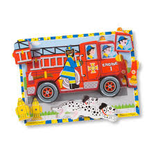Melissa And Doug: Fire Truck Chunky Puzzle – Little Funky Monkey Melissa Doug Ks Kids Pullback Vehicles Gift Guide For 2year Giant Fire Truck Floor Puzzle J643 Ebay Mickey Mouse Clubhouse Wooden Car Police Vehicle Set Soft Baby Toy 15180 Animal Rescue Shapesorting New 24 Pc Jumbo Jigsaw The Play Trains To The Best Train Sets 2017 And Hide Seek Magnetic Board Fire Engine Puzzle 25 Gifts For Who Love Trucks That Arent Trucks Morgan Indoor Playhouse Youtube