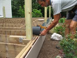 Distance Between Floor Joists On A Deck by Upgrading A Deck Professional Deck Builder Framing Options