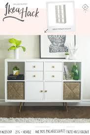 Ikea Dining Room Buffet by Best 20 Ikea Sideboard Hack Ideas On Pinterest Kitchen