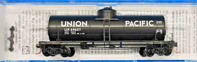 N Scale – MICRO-TRAINS LINE 065 00 950 UNION PACIFIC 39' Single Dome ...