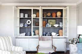 Take The Hutch Into Open Plan Living Area Design Janette Mallory Interior