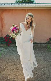 Hippie Wedding Dresses Bohemian Bridal Gowns