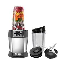 Nutri NinjaR 8 Piece Extractor Blender Set With Auto IQTM