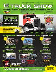 100 Ooida Truck Show FAITH HARD WORK SUCCESS