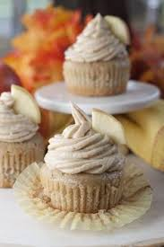 Apple Cider Cupcakes And Brown Sugar Cinnamon Buttercream For Fall Wedding