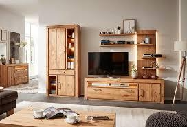 wohnzimmer komplett im holz look wohnzimmer wohnen möbel