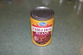 2 15oz Cans Chili Beans