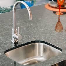 Did Hard Merchandise Sinks by Summerset 18 X 15 Stainless Steel Undermount Sink W Single Handle