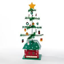17 Green And Red Christmas Tree With Ornaments Days Till Calendar