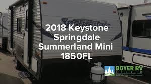 100 Keystone Truck Accessories 2018 Springdale Summerland Mini 1850FL Walkthrough Boyer