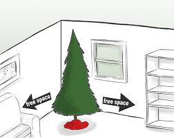Types Christmas Trees Most Fragrant by 3 Ways To Cat Proof Your Christmas Tree Wikihow