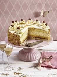 baileys torte mit nüssen lecker rezept kuchen und