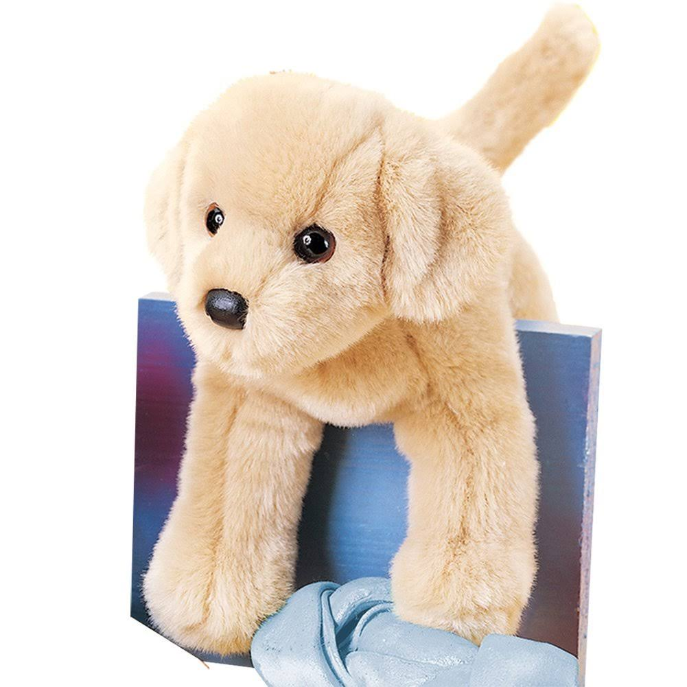 Douglas Spankie Lab Plush Dog - Yellow