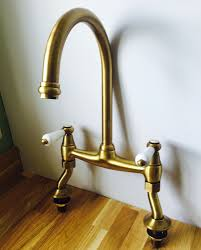 Perrin And Rowe Faucets Toronto by Traditional Brass Bronze Lever Bridge Tap For Belfast Butler