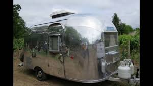 100 Airstream Vintage For Sale 1961 BAMBI 16 Travel Trailer