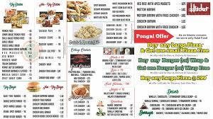 Pizza cottage Home Chennai India Menu Prices Restaurant