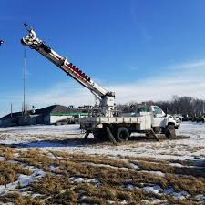 GMC C7500 W/ Altec DM47TR Digger Derrick Truck | 212 Equipment