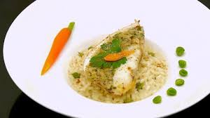 cuisine farce sêche farce chignons et risotto au bleu picture of restaurant