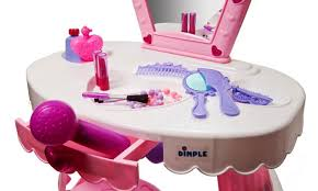 Vanity Dresser Set Accessories by Dimple Dream Dresser Toy Vanity Set With Accessories 12 Piece