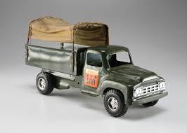 100 Antique Metal Toy Trucks Cranes Creativehobbystore