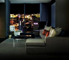 100 Palms Place Hotel And Spa At The Palms Las Vegas One Bedroom Suite Casino Resort