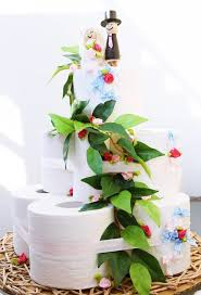 torte aus toilettenpapier selber machen calistas traum