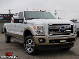 Used 2014 Ford Super Duty F-350 SRW King Ranch 4X4 Truck For Sale In ...