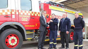 New Fire Truck For Richmond Firies | Hawkesbury Gazette