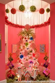 Christmas Tree For Little Girls Room