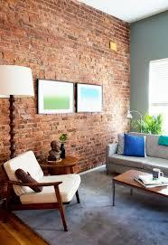 دمج جدار من الطوب في الشقة أفكار باهظة