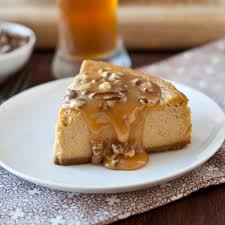 Dogfish Pumpkin Ale Recipe by Pumpkin Ale Cheesecake With Beer Pecan Caramel Sauce
