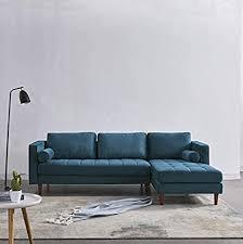 rubeza 4 sitzer ecksofa für wohnzimmer rubeza 4 sitzer rechts oder linksseitig mit chaiselonde ecksofa petrol 1807cc25063lr
