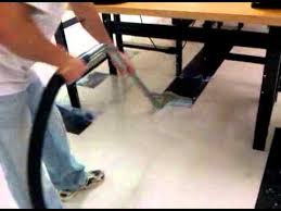 how to and wax tile floors
