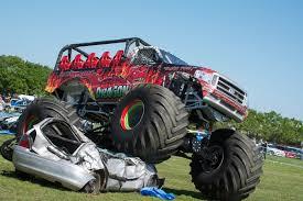 100 Red Monster Truck Truck Joins Midsummer Carnival Shetland News