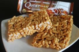 Quest Rice Crispy Treats
