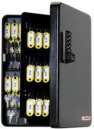 Fireking File Cabinet Keys by Key Cabinet 48 Position Key Cabinet With Key Lock Stow Green