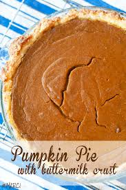 Pumpkin Pie With Pecan Praline Topping by December 2014 Hashtag Marci