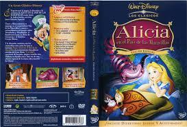 Plutos Christmas Tree Dvd by Dvd Alicia En El País De Las Maravillas Clásico N 13 Disney