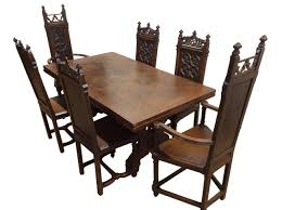 Gothic Dining Set|Gothic Table|Gothic Chairs|Antique Gothic Furniture Antique Set 10 Victorian Mahogany Balloon Back Ding Chairs 19th Of Six Century French Louis Xvi Cane Dutch Marquetry Inlaid Of 6 Legacy 12 Ft Flame Table 14 Chairs Room In Stock Photos Chairsgothic Chairsding Chairsfrench Fniture Single 2 Arm Late Hepplewhite Style Camelback 18th Walnut Chair With Queen Anne Legs English Cira 4 Turn The Century Ding In Wallasey Merseyside Gumtree 9776 Early Regency Vinterior